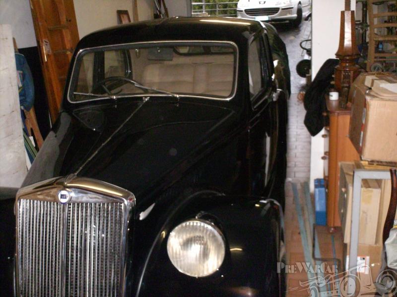 1937 Lancia Aprilia lusso