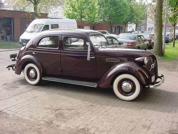 1937 Volvo PV55 1