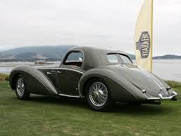 1938-46 Chapron Delahaye 145 Coupe