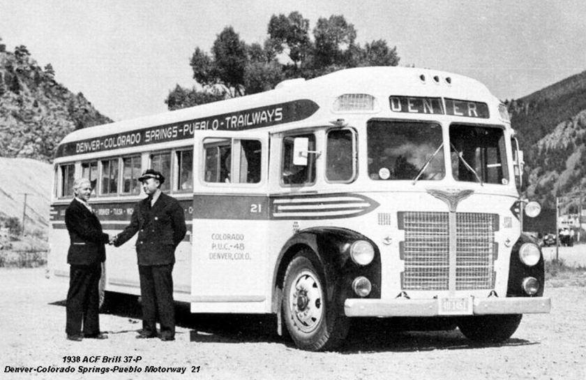 1938 ACF Brill 37-Pa