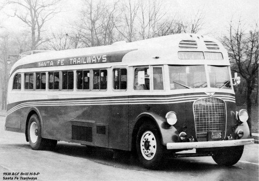 1938 ACF Brill H-9-P SFe H9P