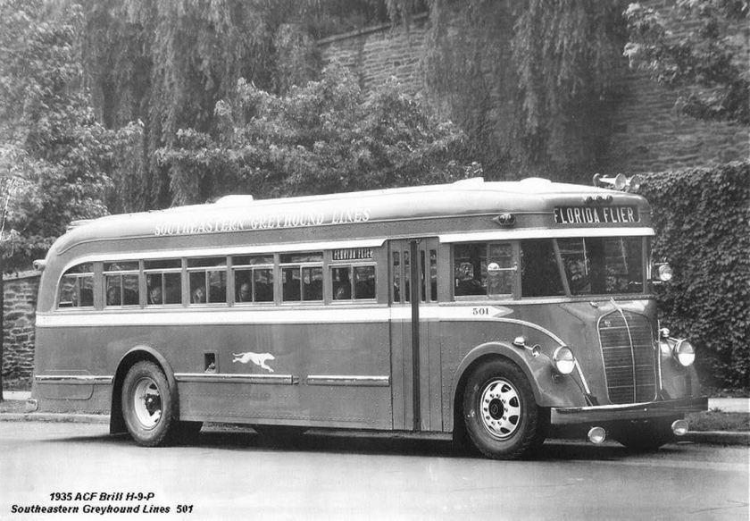 1938 ACF BRILL H-9
