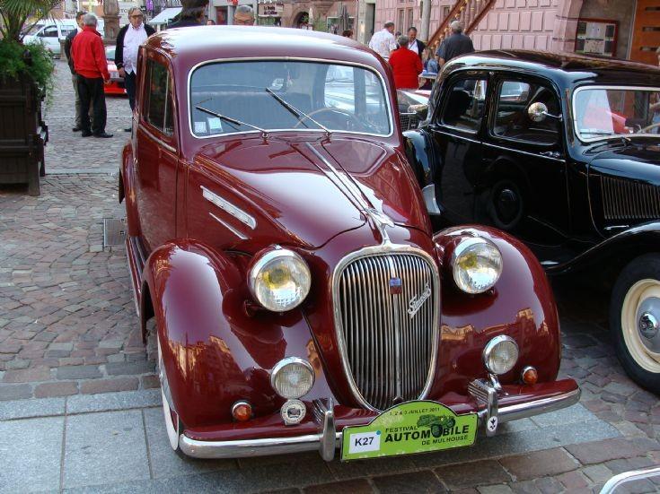 1938 Simca classic