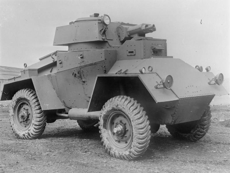 1939-45 Guy Mk I armoured car