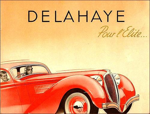 1939 Delahaye 1