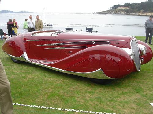 1939 Delahaye 165 M Figoni+et Falaschi