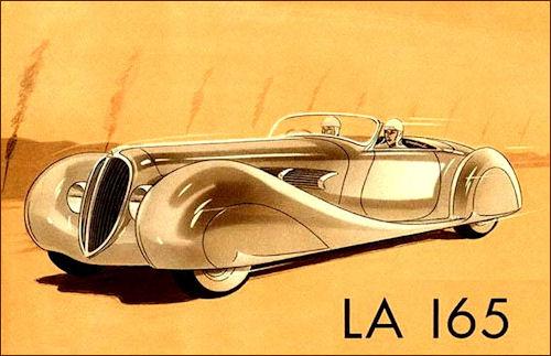 1939 Delahaye 7 LA165