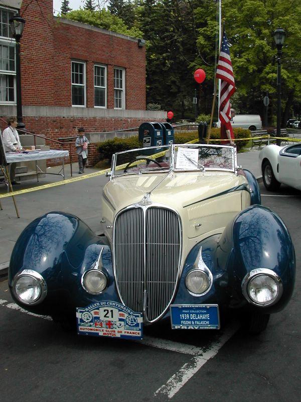 1939 Delahaye Roadster