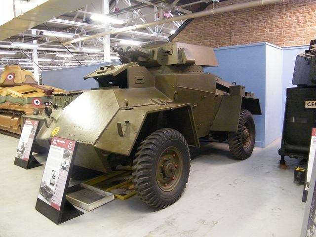 1939 Guy Armoured Car Mark I