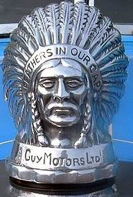 1939 Guy Motors logo