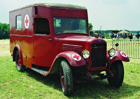 1939 Unic S-20