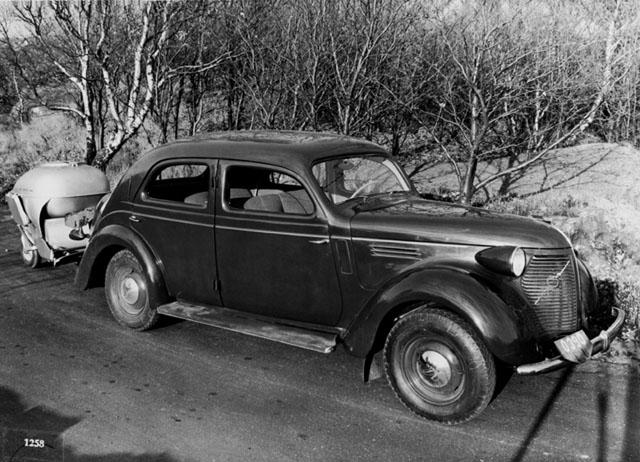 1939 Volvo PV53