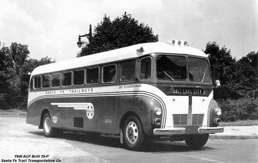 1940 ACF Brill 29-P