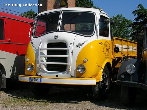 1940 Alfa J Rug