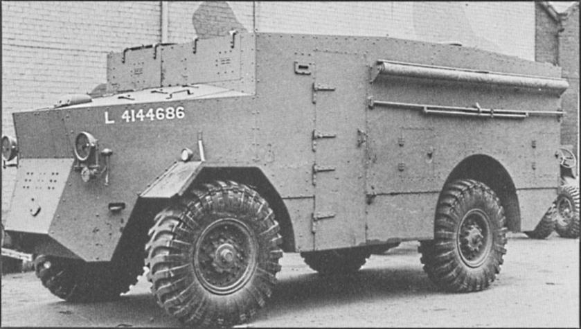 1940 Guy Lizard ACV