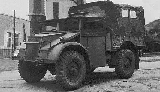1940 Guy Quad-Ant, 4x4