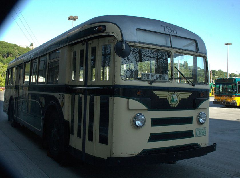 1940 King_County_Metro_Brill_Trolley
