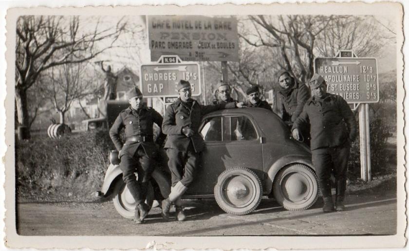 1940 Simca 5