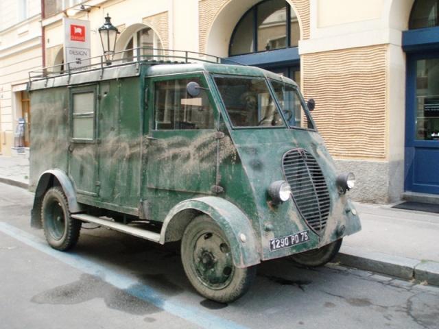 1942 Peugeot DMA 40-nemecko