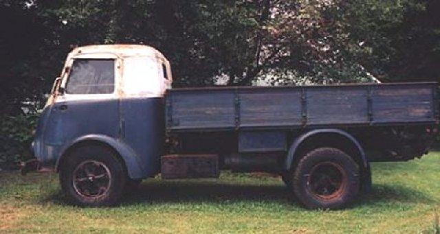 1944 Alfa Romeo 800 13785