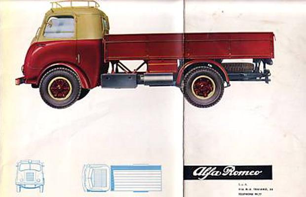 1944 Alfa Romeo 800 13787
