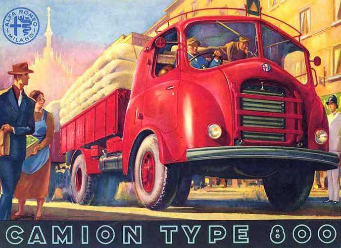 1944 Alfa Romeo 800 13923