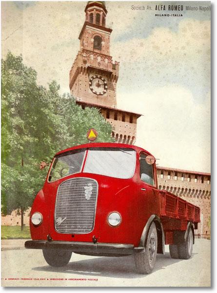 1945 Alfa Romeo 800 13924