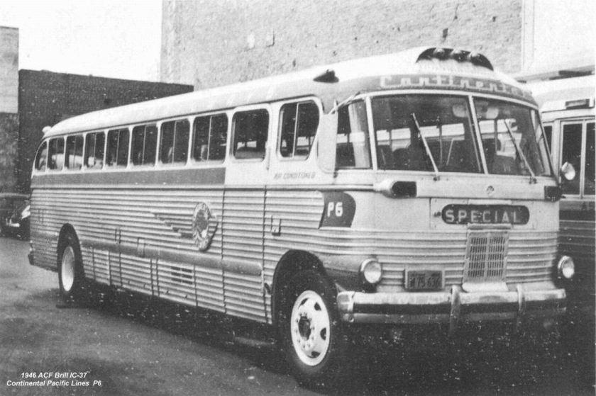 1946 ACF Brill IC-37 P6