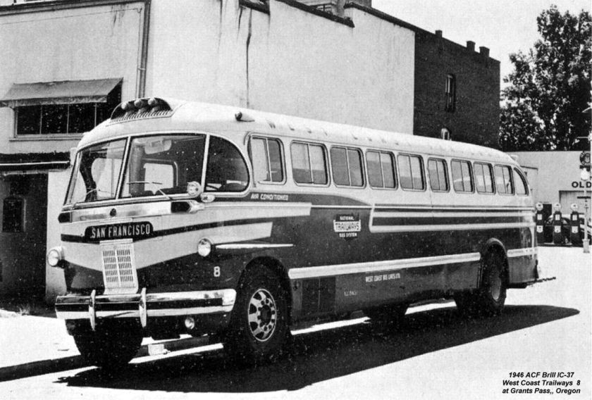 1946 ACF Brill IC-37a