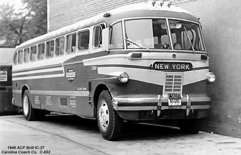 1946 ACF Brill IC-37b