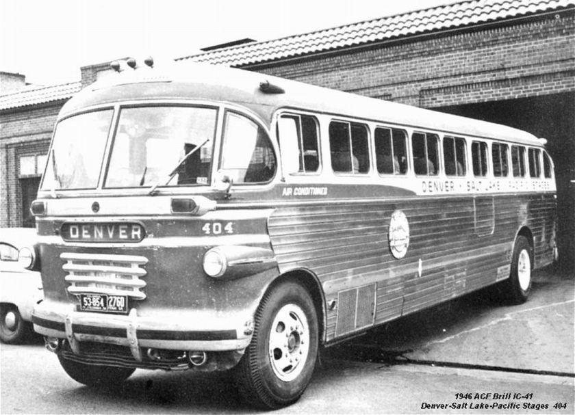 1946 ACF Brill IC-41