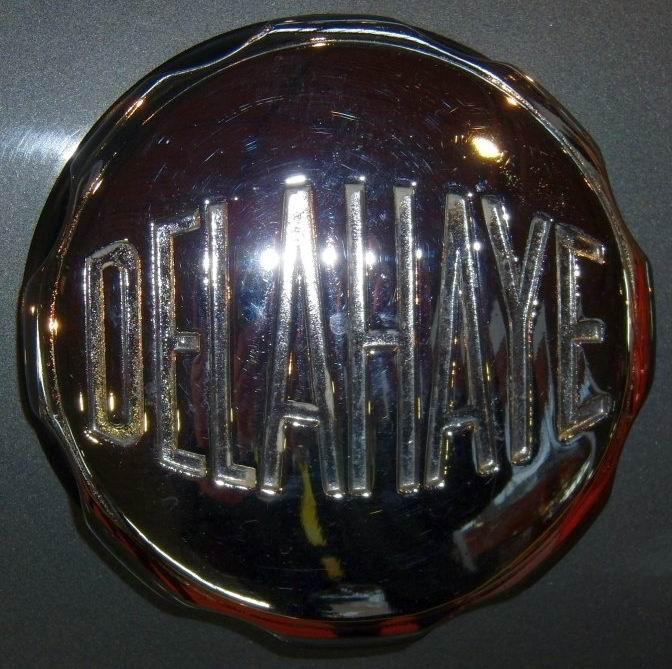 1946 delahaye-logo