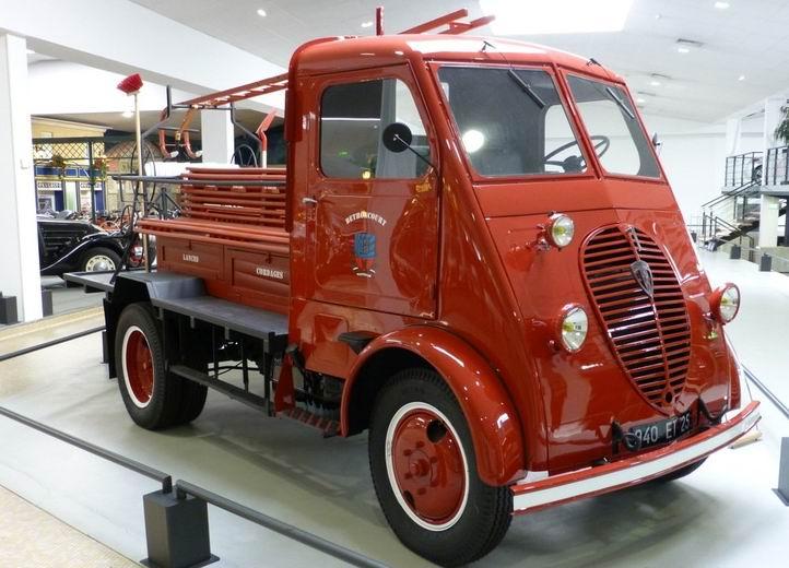 1946 Peugeot firebrigade