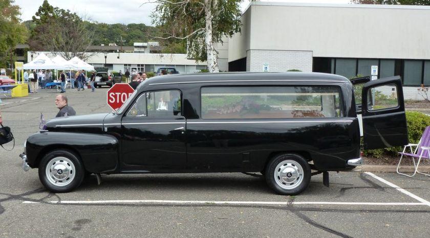 1946 Volvo hearse s