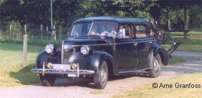 1946 Volvo PV60 2