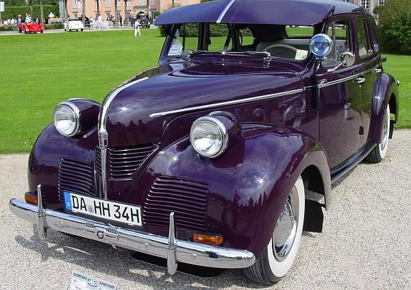 1946 Volvo PV60
