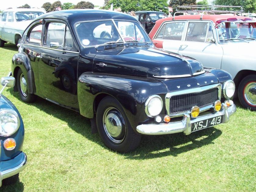 1947-58 Volvo PV 444 Engine 1400cc S4