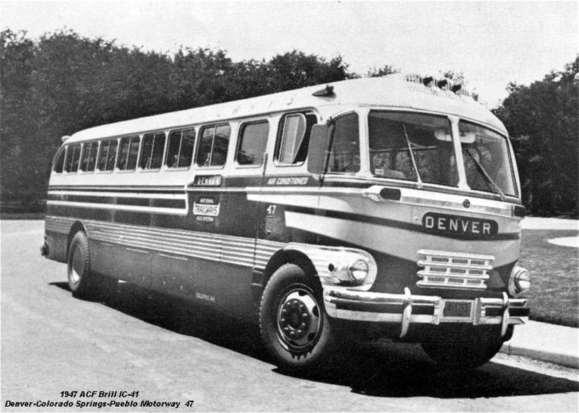 1947 ACF Brill IC-41