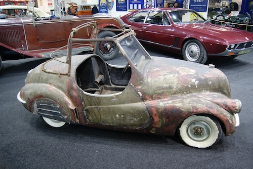 1947 Alca Volpe Mille Miglia - A