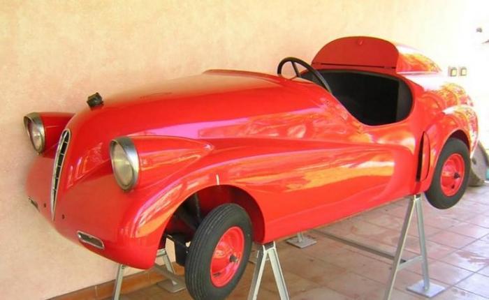 1947 Alca Volpe Mille Miglia