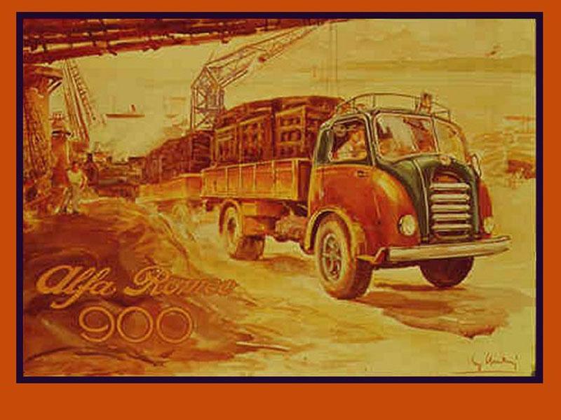 1947 Alfa Romeo 900 13789