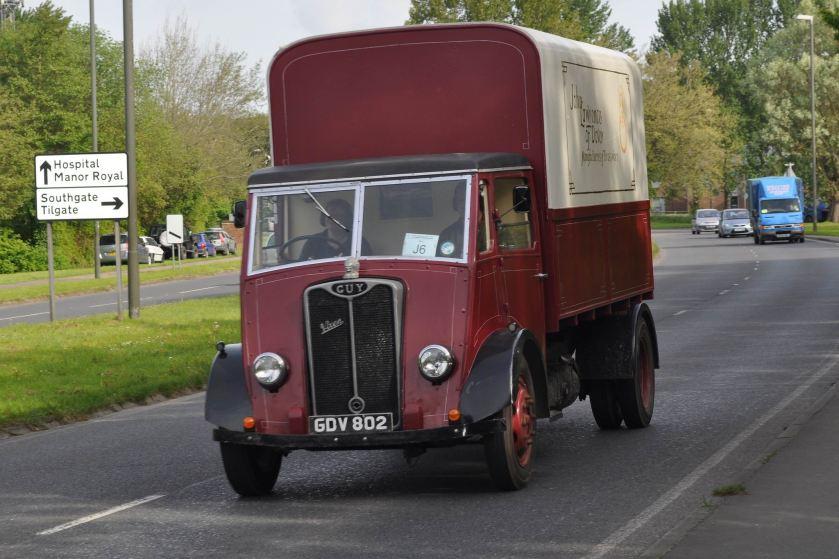 1947 Guy Vixen GDV802