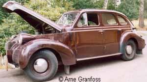1947 Volvo PV60 3