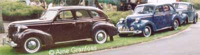 1947 Volvo PV60 4