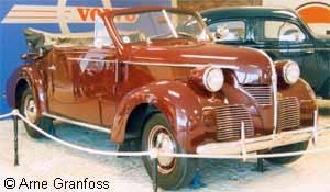 1947 Volvo PV61 1
