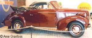 1947 Volvo PV61 2