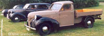 1947 Volvo PV61 3