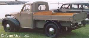 1947 Volvo PV61 4