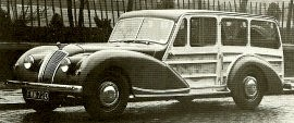 1948 AC 2 Litre Saloon Shooting Brake