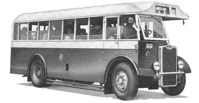 1948 Guy Arab Mark IV Hong Kong China Bus Company Limeted 34